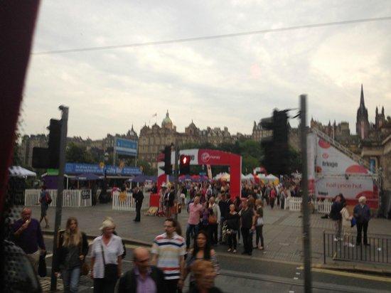 Princes Street : fringe central