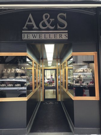 A&S Jewellery Mfg Ltd