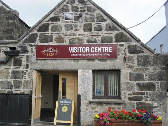 The GlenDronach Distillery