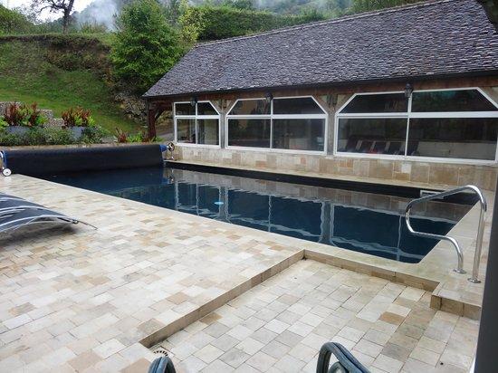 Castel Damandre : piscine