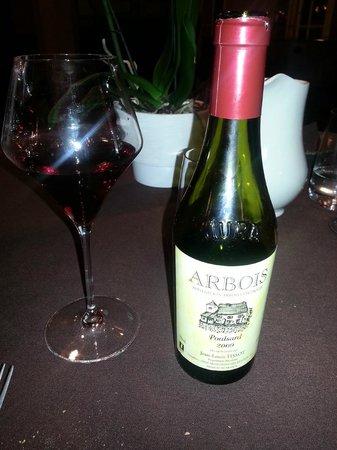 Castel Damandre : Le vin