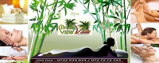 Dream View Villa: Massage