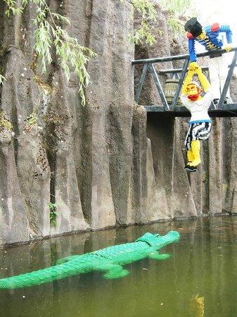 Гюнцбург, Германия: Attrazioni divertenti di Lego!