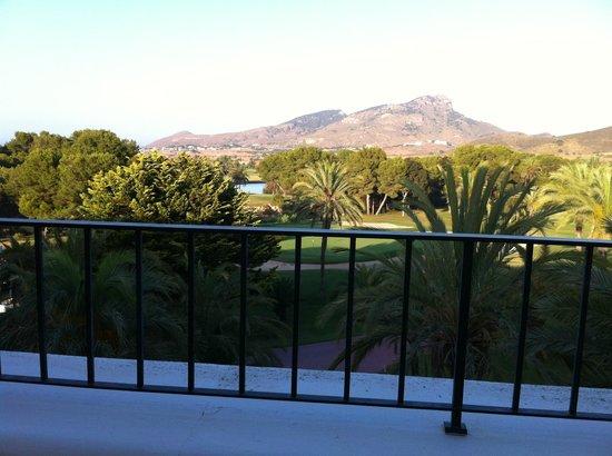 Hotel Príncipe Felipe - La Manga Club: vue