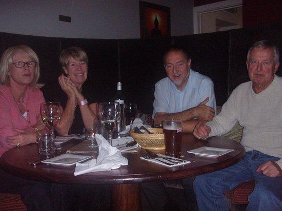 Moran's Restaurant & Bar: 18th Sept 2013