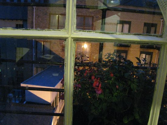 Anchor House Dublin: Vista dalla stanza no. 6