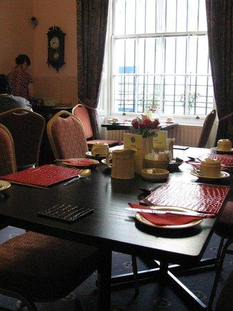أنكور هاوس دوبلن: Sala per la colazione
