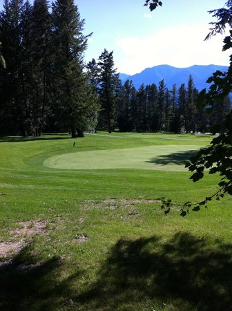 Fairmont Mountainside Vacation Villas: Fairmont Mountainside Golf Course