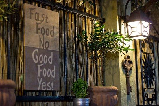 Masabouka: Fast Food No,,,Good Food Yes!!!