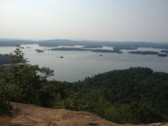 West Rattlesnake Mountain: view from the top