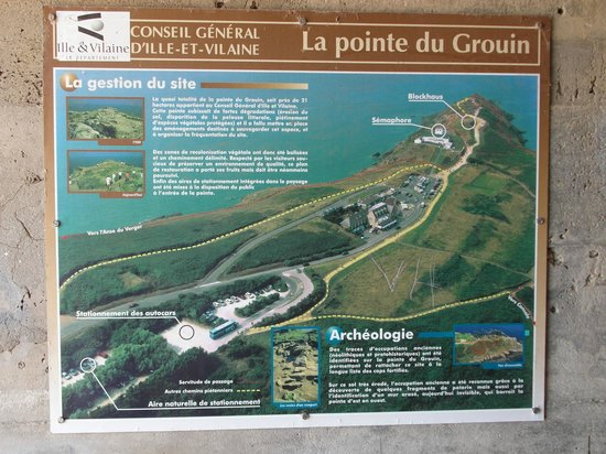 ‪La Pointe du Grouin‬
