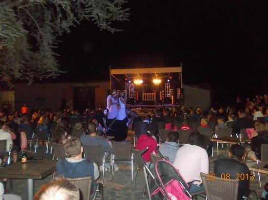 Siblu Villages - Domaine de Dugny: Show in Domaine dungy