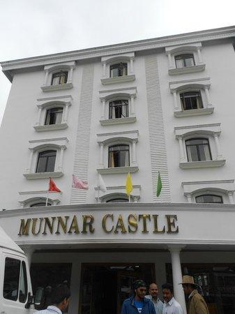 Munnar Castle: Hotel