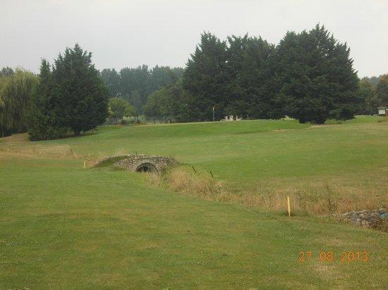 Siblu Villages - Domaine de Dugny: Golf course in Blois