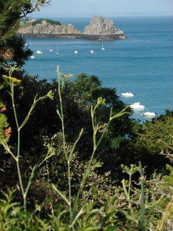 Chemin de Ronde : Sul sentiero guardando verso la Pointe de Grouin
