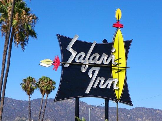 Safari Inn, a Coast Hotel: Lovely spot