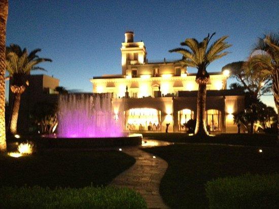 San Tommaso: La sera