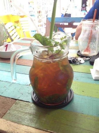 About Cafe' Koh Samui : Virgin Mojito