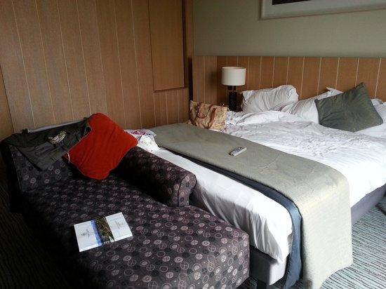 Farnham Estate Spa and Golf Resort : Bedroom