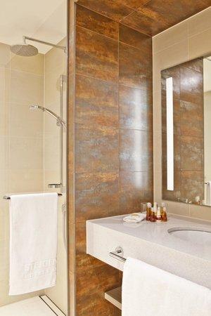 Steigenberger Hotel Bremen: Badezimmer