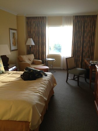 Omni Orlando Resort at Championsgate: Bedroom of two room suite