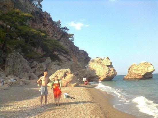 Дикий пляж фото отдыхающих 23238 фотография