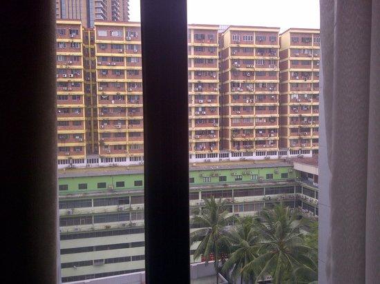 Royale Chulan Bukit Bintang: View from window