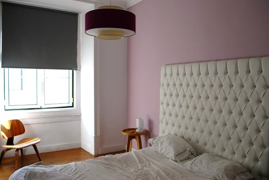 Downtown Design Bed & Breakfast : Our room (dubble standard)