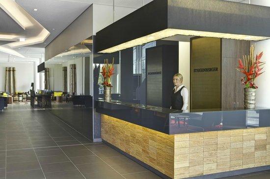 Steigenberger Hotel Bremen: Lobby