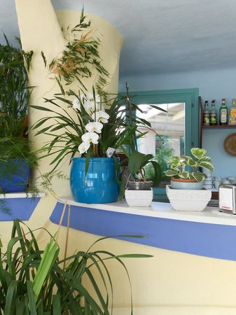 Park Hotel Asinara : reception