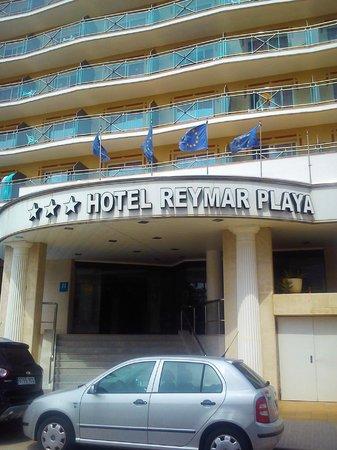 Reymar Playa : front of Hotel
