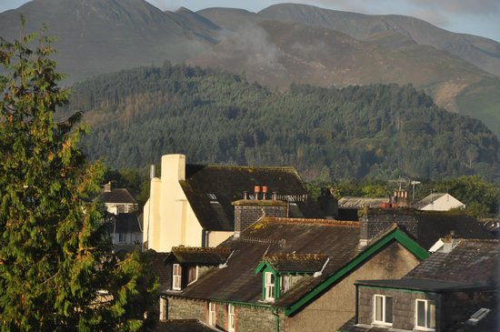 Brierholme Guest House: View from our bedroom