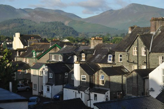 Brierholme Guest House : View from our bedroom