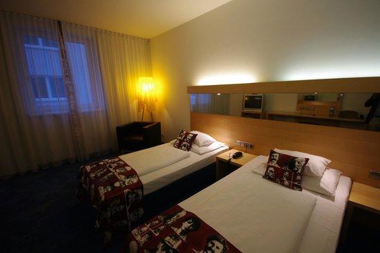 Arcotel Allegra Zagreb: 室内