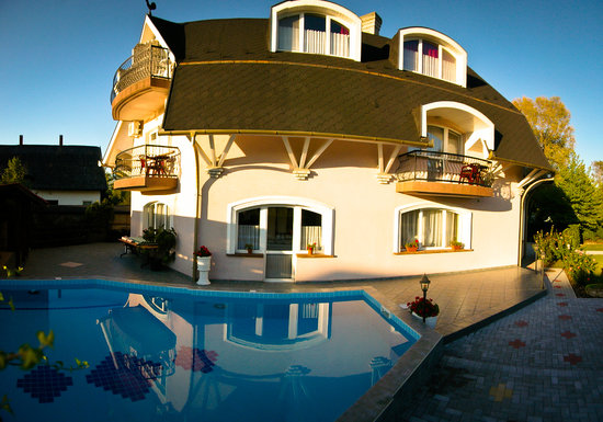 Muschel Hotel Balaton: Swimming pool