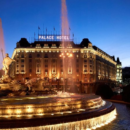 The Westin Palace Madrid Madrid Spain Hotel Reviews