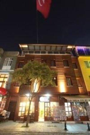Gul Sultan Hotel: AN EXTERIOR VIEW