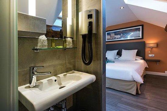 hotel louvre richelieu paris: