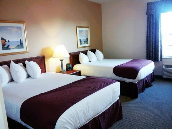 Baymont Inn & Suites Plymouth: Standard Two Queen-NEW Design