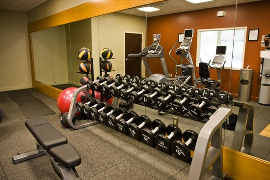 DoubleTree by Hilton Hotel Pittsburgh Airport: Fitness Center
