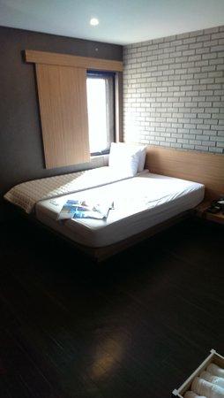 Hotel Comma: Bedroom