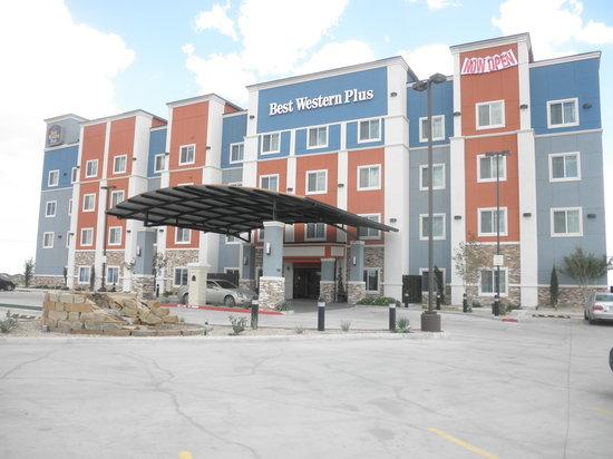 BEST WESTERN PLUS North Odessa Inn & Suites : BEST WESTERN PLUS