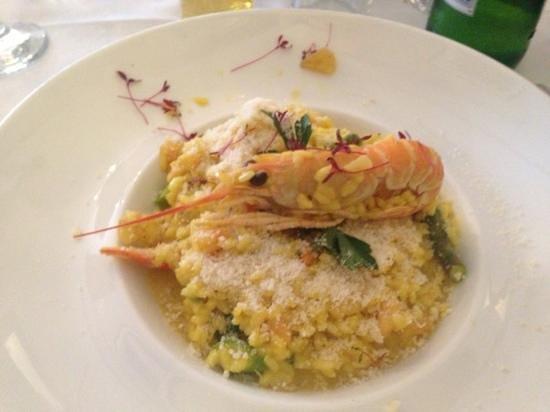 Pino's Ristorante: best risotto in marlborough !