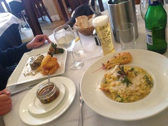 Pino's Ristorante: best lunch menu in town thank you Pino x