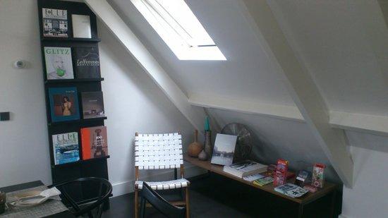La Remise: Relax room