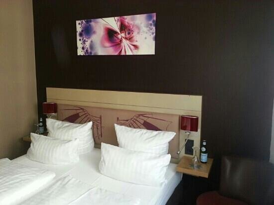Leonardo Boutique Hotel: standart room