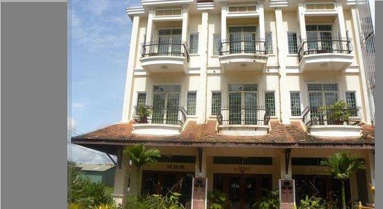 Avallon Boutique & Spa: HOTEL AVALLON SIEM REAP