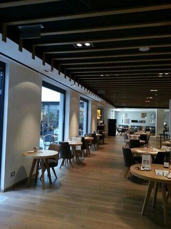 Hotel UNIC Prague: ресторан