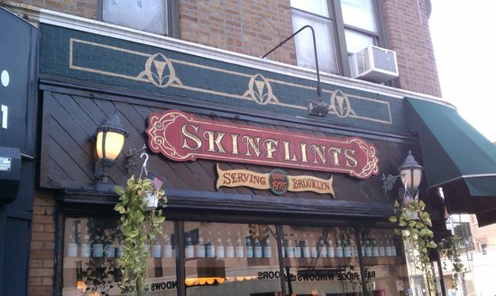 ‪Skinflints Restaurant‬