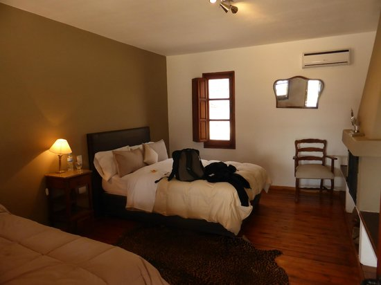 Posta del Norte: Lodge room